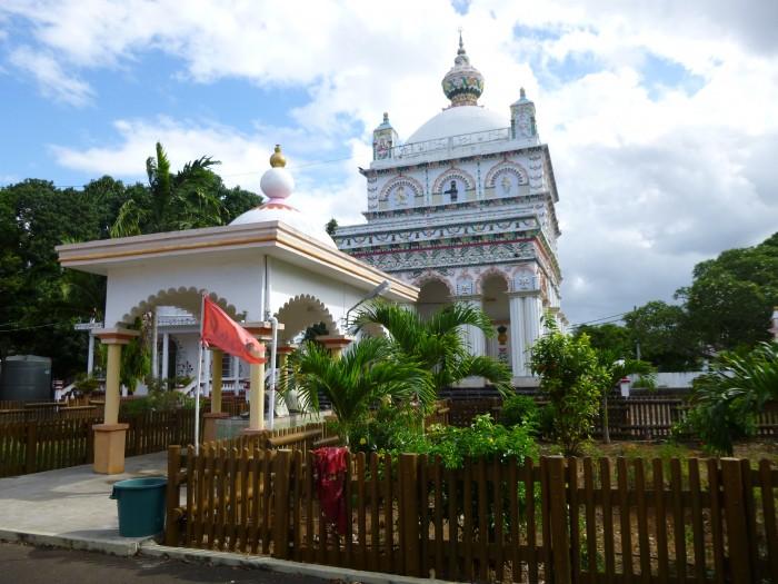 Temple indouedans le nord